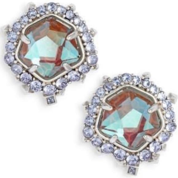 Kendra Scott Abelia Stud Earrings  NWT KS Jewelry